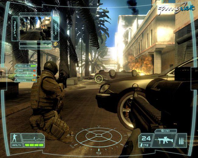 Ghost Recon: Advanced Warfighter  Archiv - Screenshots - Bild 53
