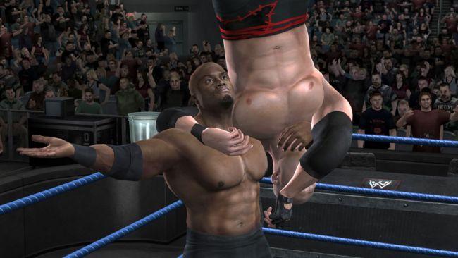 WWE SmackDown vs. Raw 2008  Archiv - Screenshots - Bild 10