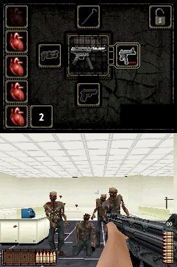 Dead 'n' Furious (DS)  Archiv - Screenshots - Bild 4