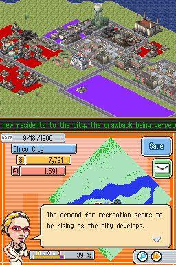 SimCity (DS)  Archiv - Screenshots - Bild 10