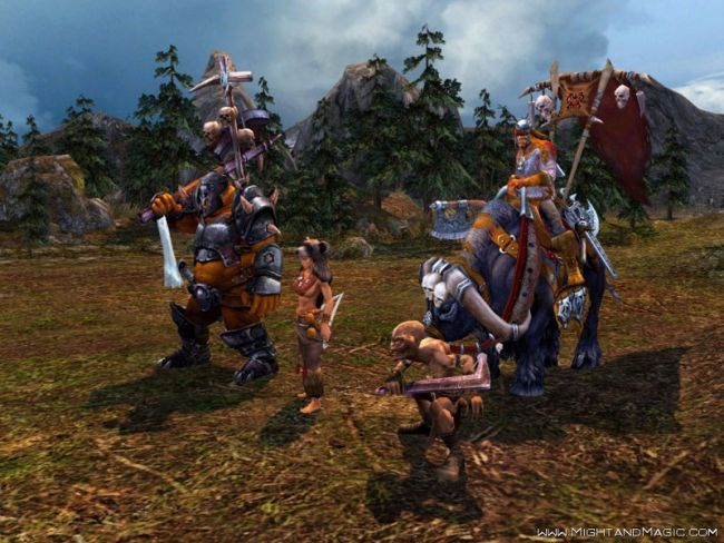 Heroes of Might & Magic 5: Tribes of the East  Archiv - Screenshots - Bild 46