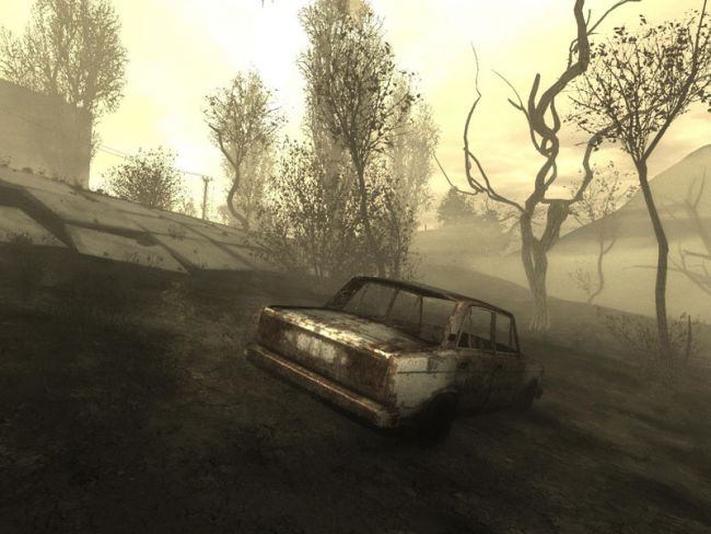 S.T.A.L.K.E.R. Shadow of Chernobyl  Archiv - Screenshots - Bild 67