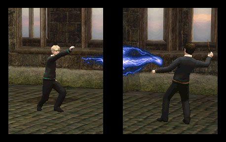 Harry Potter und der Orden des Phönix (DS)  Archiv - Screenshots - Bild 5