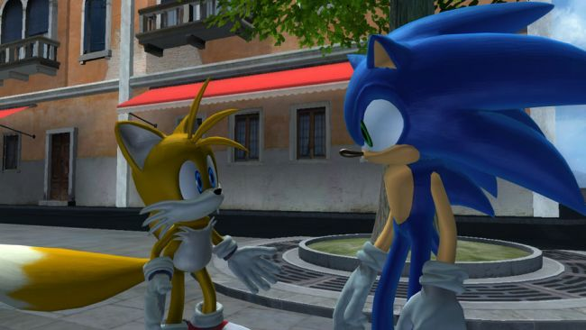 Sonic the Hedgehog  Archiv - Screenshots - Bild 9