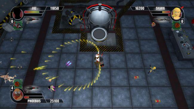 Rocketmen: Axis of Evil  - Screenshots - Bild 20