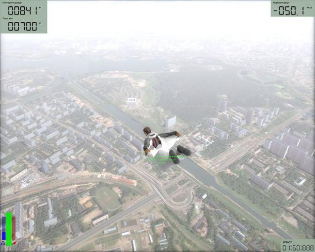 B.A.S.E. Jumping feat. Felix Baumgartner  Archiv - Screenshots - Bild 12