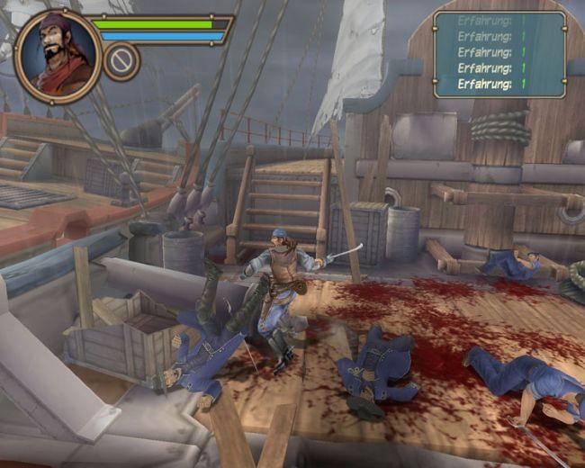 North & South: Pirates  Archiv - Screenshots - Bild 5