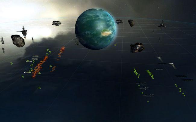 Sins of a Solar Empire  Archiv - Screenshots - Bild 17
