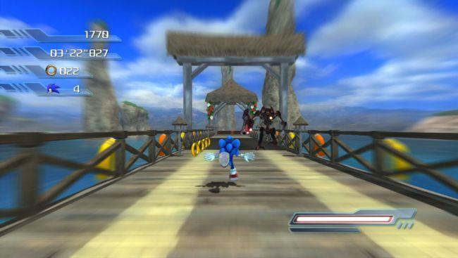 Sonic the Hedgehog  Archiv - Screenshots - Bild 5