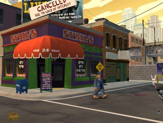 Sam & Max Episode 5: Reality 2.0  Archiv - Screenshots - Bild 8