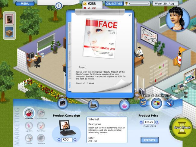 Beauty Factory  Archiv - Screenshots - Bild 2