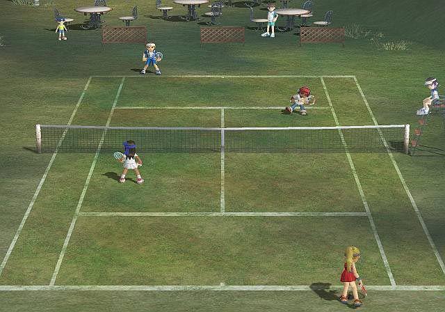 Everybody's Tennis  Archiv - Screenshots - Bild 6