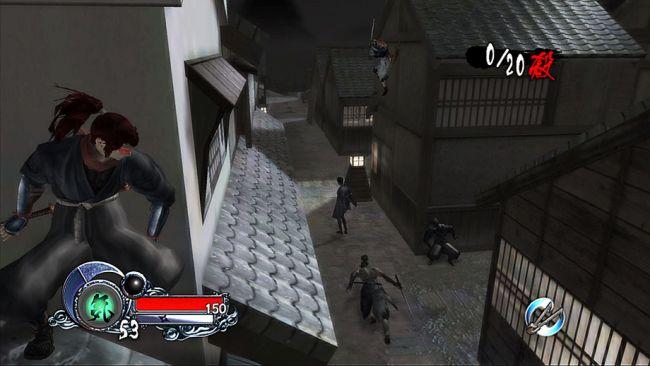 Tenchu Z  Archiv - Screenshots - Bild 3