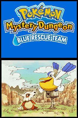Pokémon Mystery Dungeon: Blue Rescue Team (DS)  Archiv - Screenshots - Bild 2