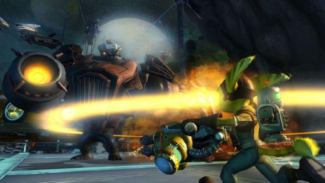 Ratchet & Clank: Tools of Destruction  Archiv - Screenshots - Bild 23