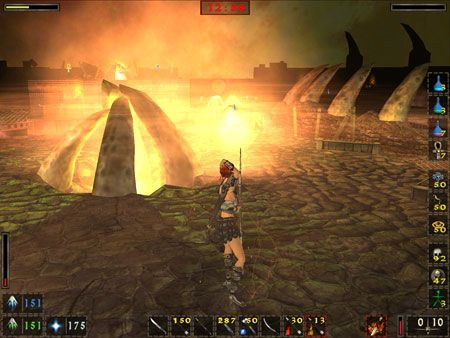 Call for Heroes: Pompolic Wars  Archiv - Screenshots - Bild 9