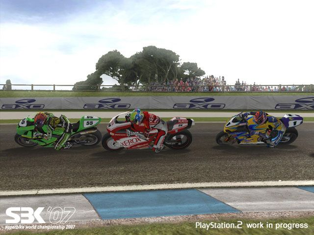 SBK-07 Superbike World Championship  Archiv - Screenshots - Bild 4