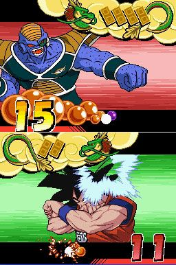 DBZ: Goku Densetsu (DS)  Archiv - Screenshots - Bild 4