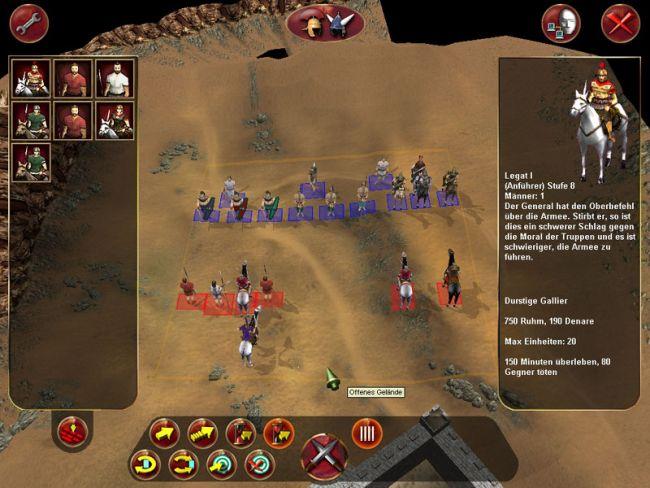 Great Battles of Rome  Archiv - Screenshots - Bild 9