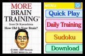 Dr. Kawashima: Mehr Gehirn-Jogging (DS)  Archiv - Screenshots - Bild 2