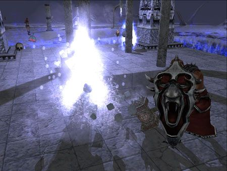 Call for Heroes: Pompolic Wars  Archiv - Screenshots - Bild 2