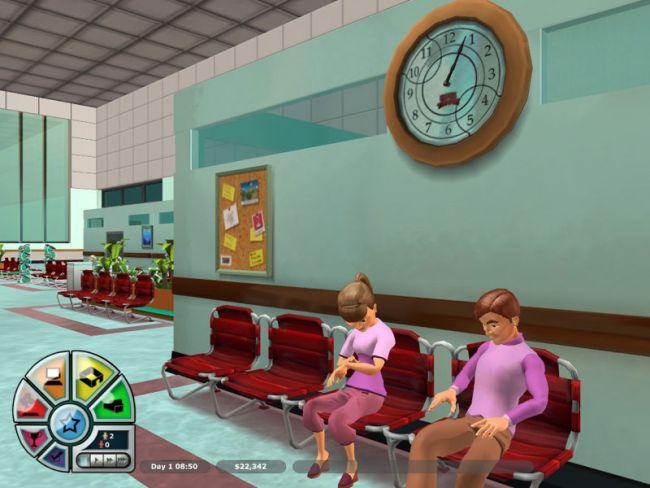 Hospital Tycoon  Archiv - Screenshots - Bild 12