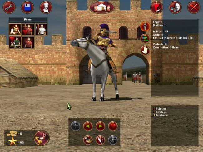 Great Battles of Rome  Archiv - Screenshots - Bild 6