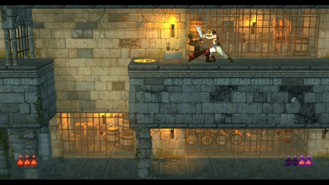 Prince of Persia Classic  Archiv - Screenshots - Bild 8