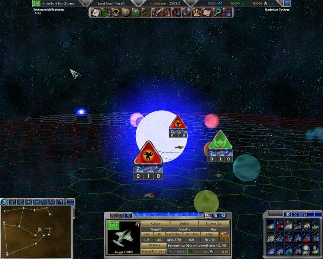 Space Empires 5  Archiv - Screenshots - Bild 19