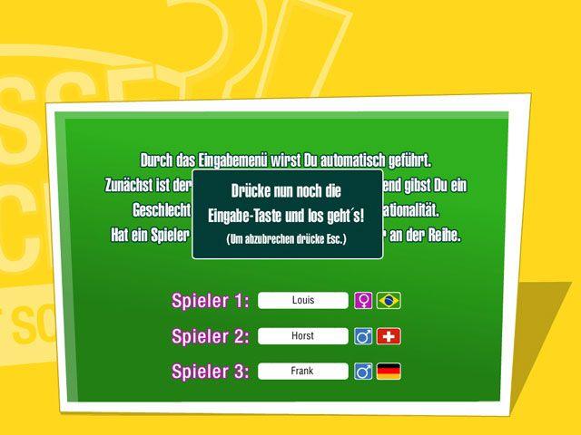 Weisse Bescheid?! - Das Horst Schlämmer Quiz  Archiv - Screenshots - Bild 5
