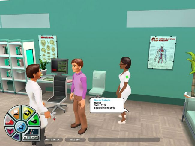 Hospital Tycoon  Archiv - Screenshots - Bild 14