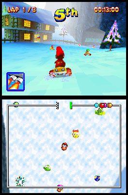 Diddy Kong Racing DS (DS)  Archiv - Screenshots - Bild 8