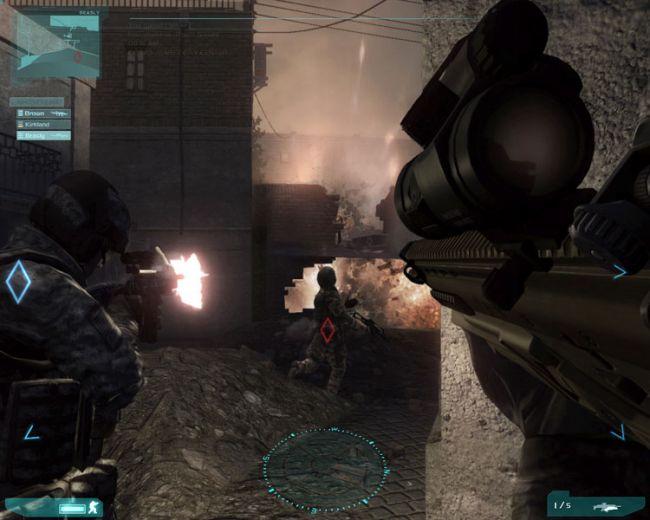 Ghost Recon: Advanced Warfighter 2  Archiv - Screenshots - Bild 7