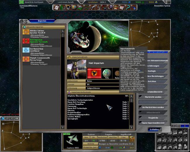 Space Empires 5  Archiv - Screenshots - Bild 22