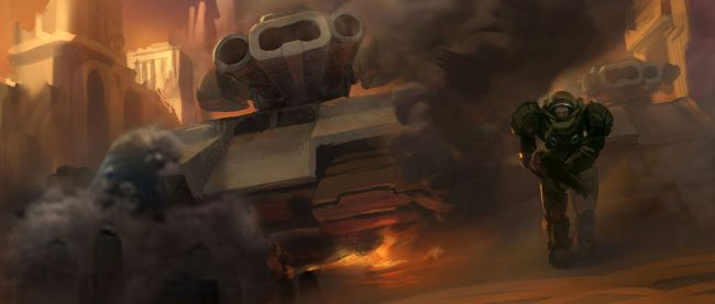 StarCraft 2  Archiv - Artworks - Bild 8
