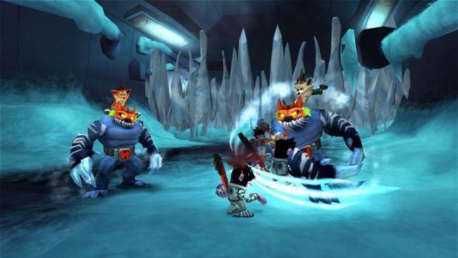 Crash of the Titans  Archiv - Screenshots - Bild 2