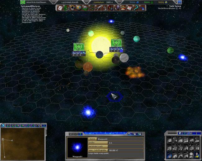 Space Empires 5  Archiv - Screenshots - Bild 25