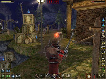 Call for Heroes: Pompolic Wars  Archiv - Screenshots - Bild 6