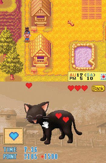 Harvest Moon DS (DS)  Archiv - Screenshots - Bild 5