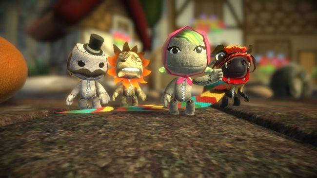 LittleBigPlanet  Archiv - Screenshots - Bild 13