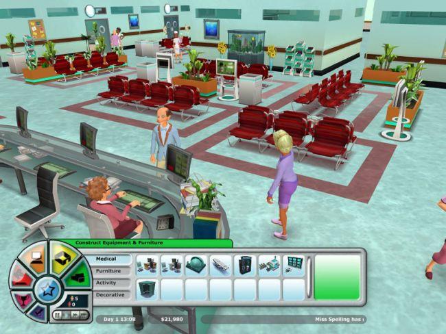 Hospital Tycoon  Archiv - Screenshots - Bild 23