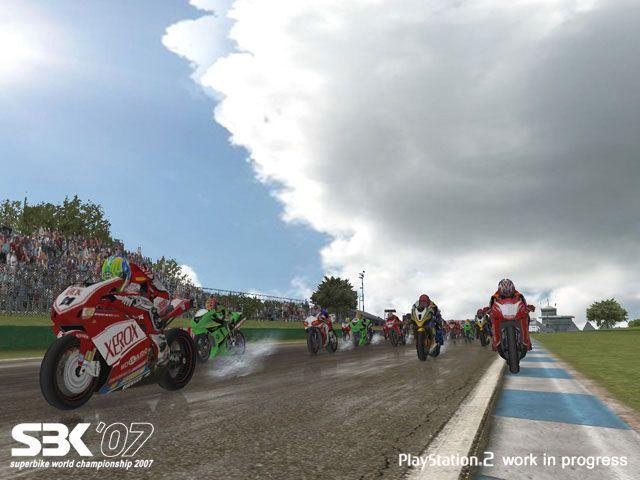 SBK-07 Superbike World Championship  Archiv - Screenshots - Bild 2