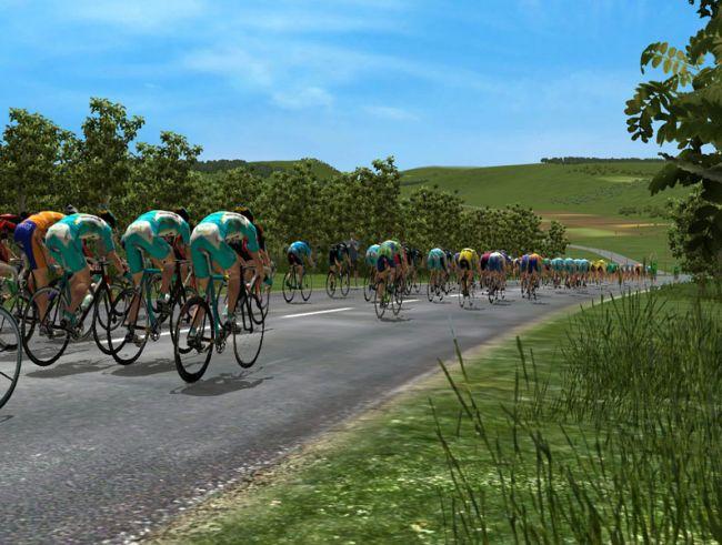 Radsport Manager Pro 2007  Archiv - Screenshots - Bild 14