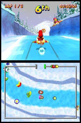 Diddy Kong Racing DS (DS)  Archiv - Screenshots - Bild 4