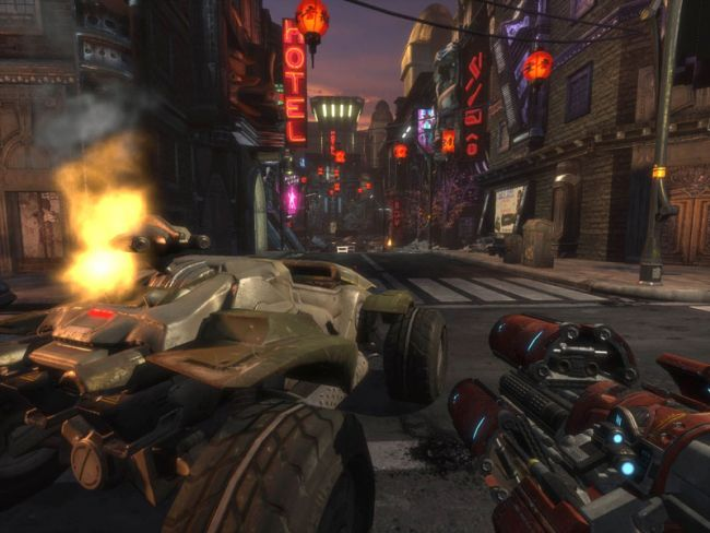 Unreal Tournament 3  Archiv - Screenshots - Bild 24