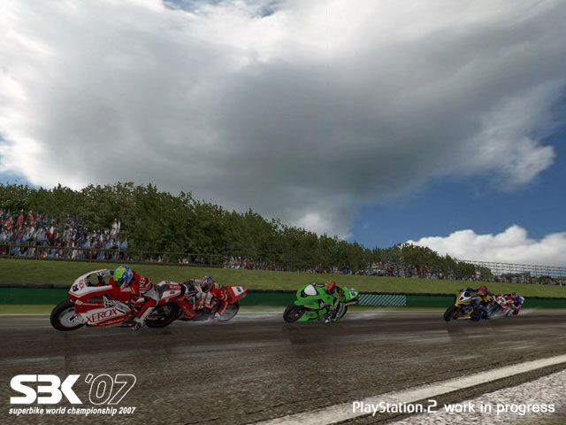 SBK-07 Superbike World Championship  Archiv - Screenshots - Bild 3
