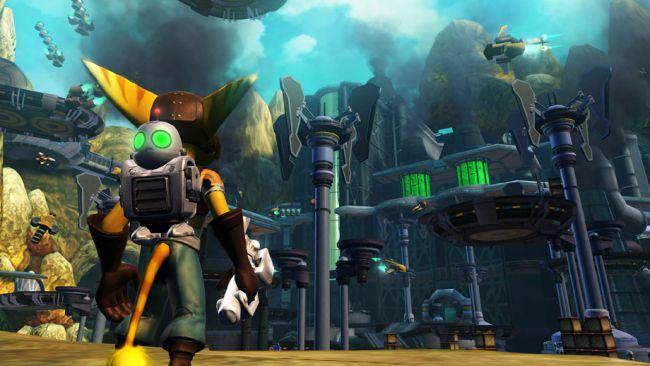 Ratchet & Clank: Tools of Destruction  Archiv - Screenshots - Bild 19