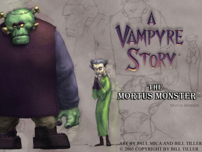 A Vampyre Story  Archiv - Screenshots - Bild 13
