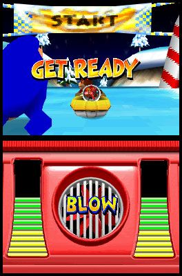Diddy Kong Racing DS (DS)  Archiv - Screenshots - Bild 10