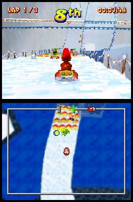 Diddy Kong Racing DS (DS)  Archiv - Screenshots - Bild 6